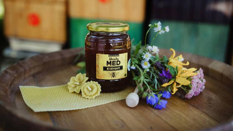 Zahájen prodej medu